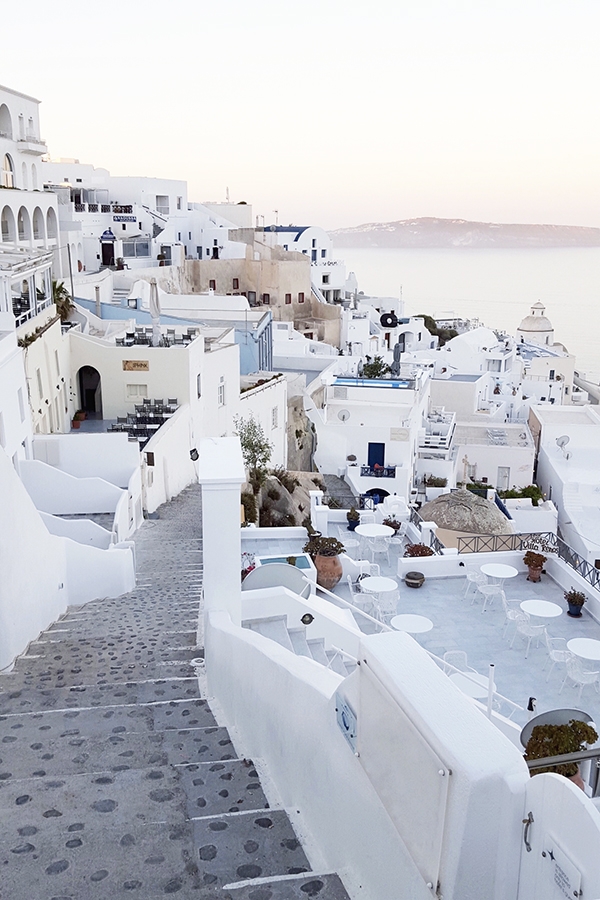santorini, greece, vacation